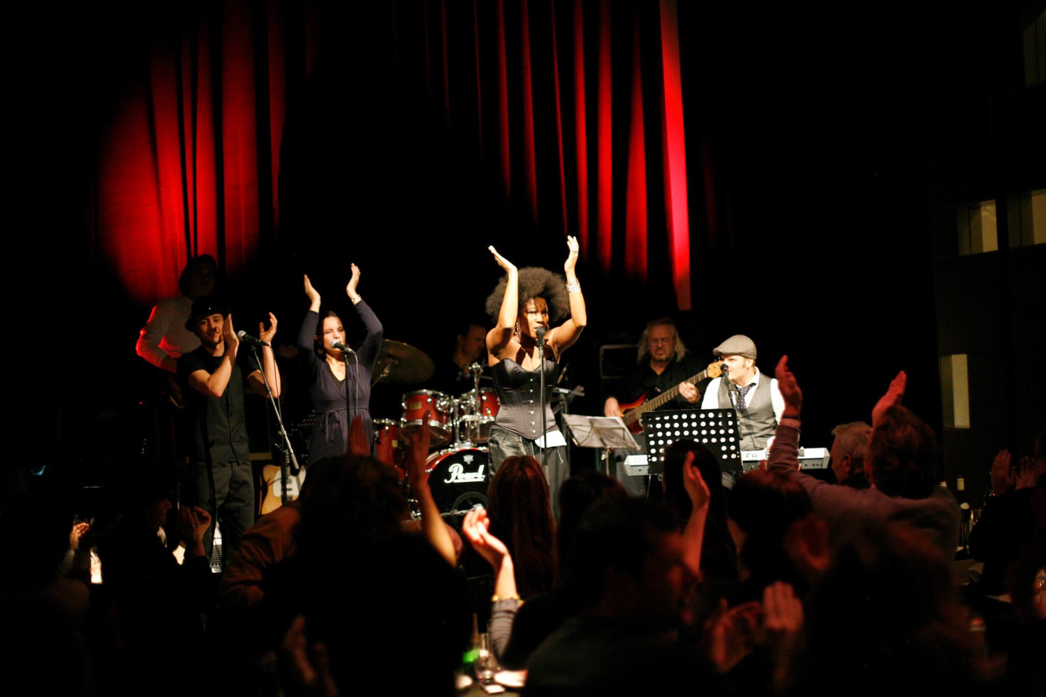 Club Dauphine – Friday Night Live – 1 Mrt