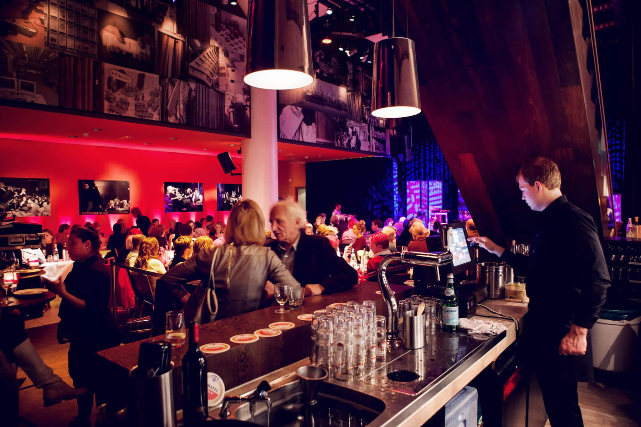 Club Dauphine – Friday Night Live – 18 Jan
