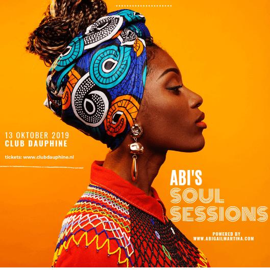 Abi's Soul Sessions – 13 Okt