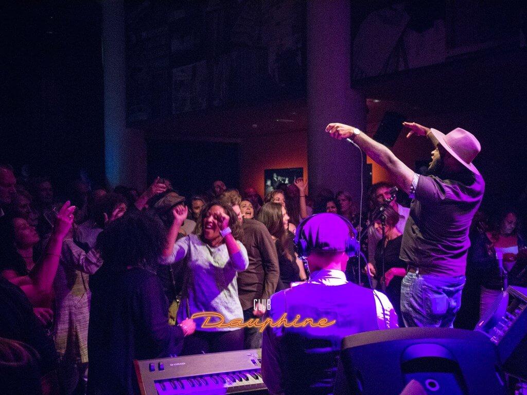 Club Dauphine – Friday Night Live – 7 Feb