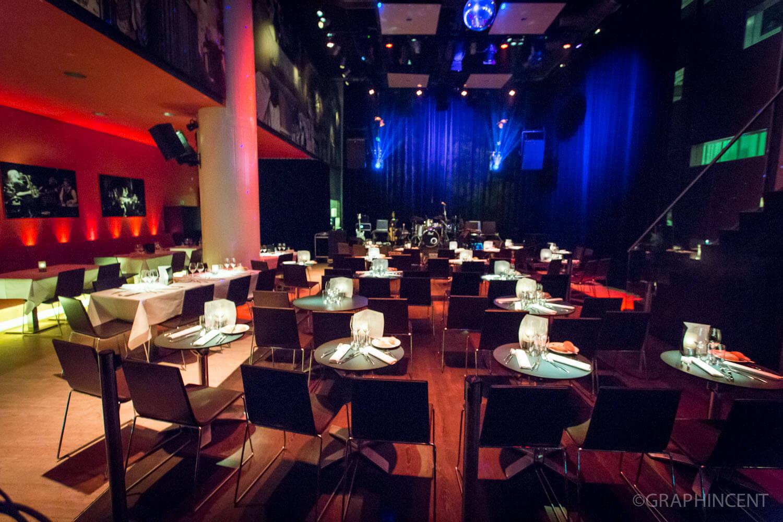 Club Dauphine – Friday Night Live – 1 Feb