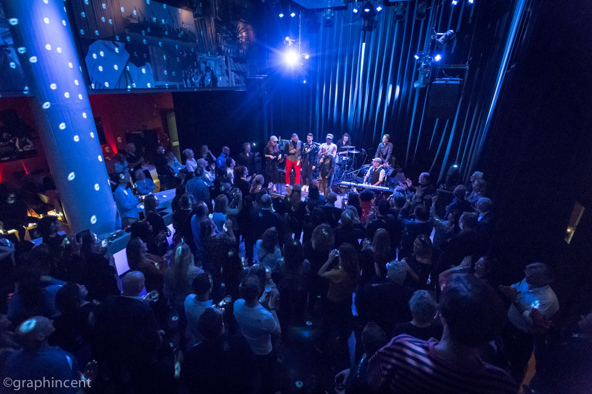 Club Dauphine – Friday Night Live – 8 Nov