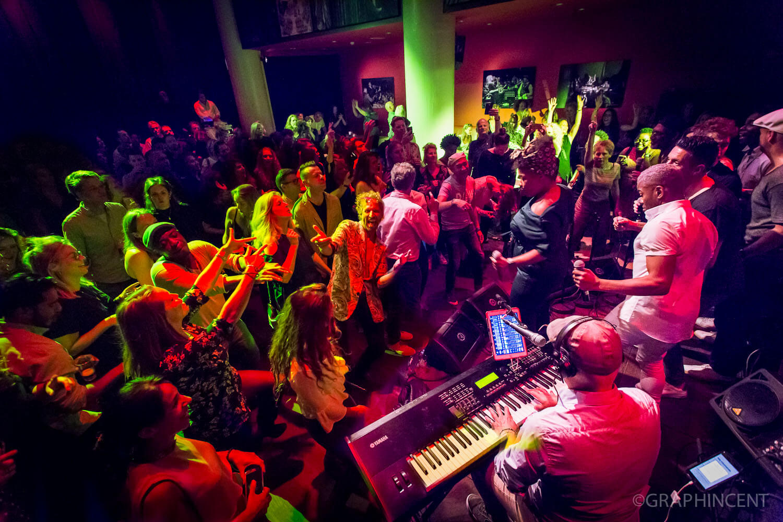Club Dauphine – Friday Night Live – 13 Dec