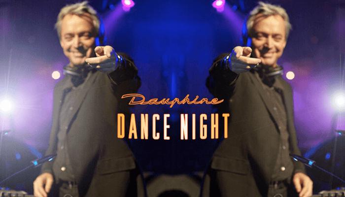 DJ Alex Van Oostrom – Dauphine Dance Night – 18 Mei