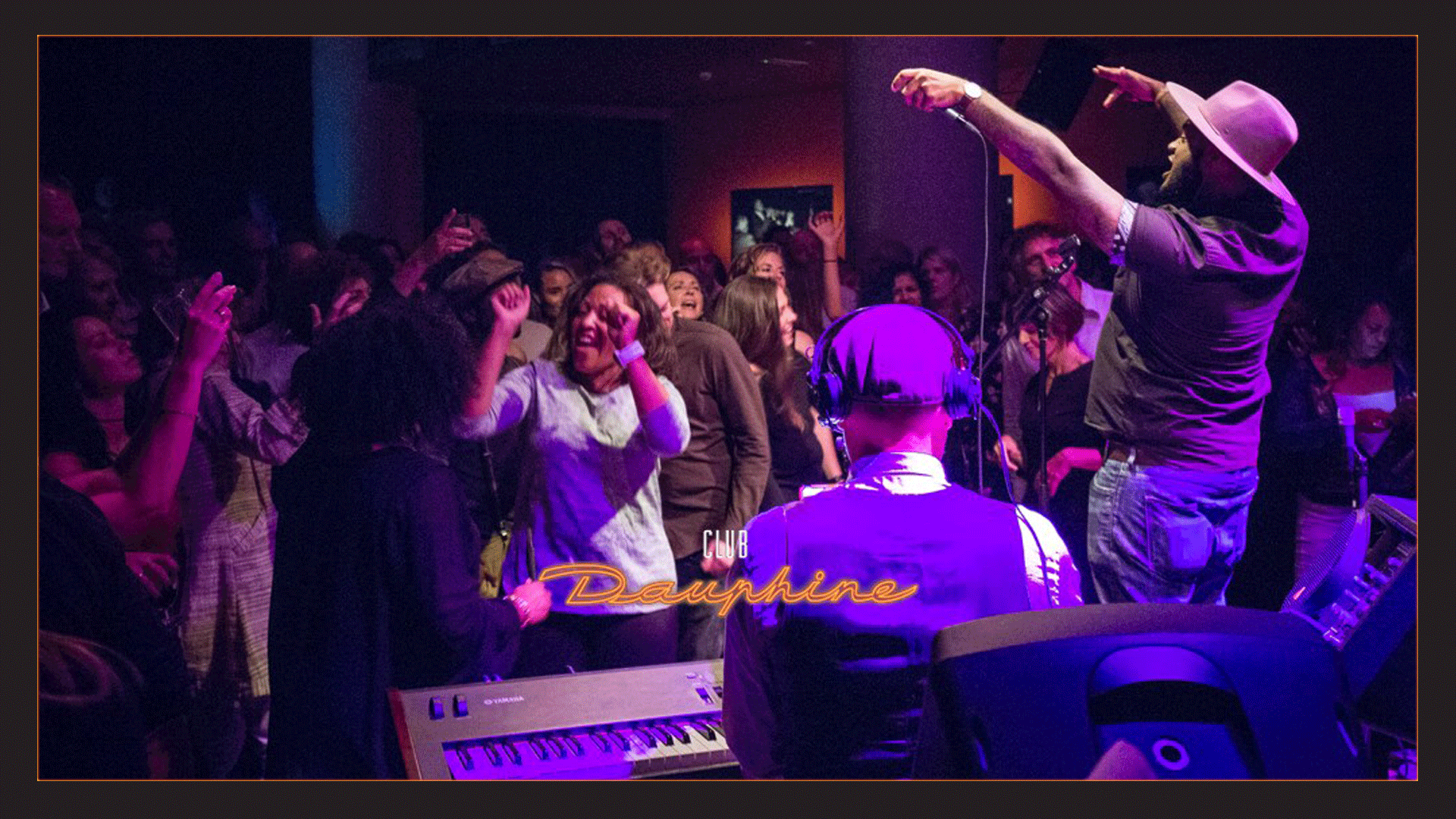 Club Dauphine – Friday Night Live – 15 Nov