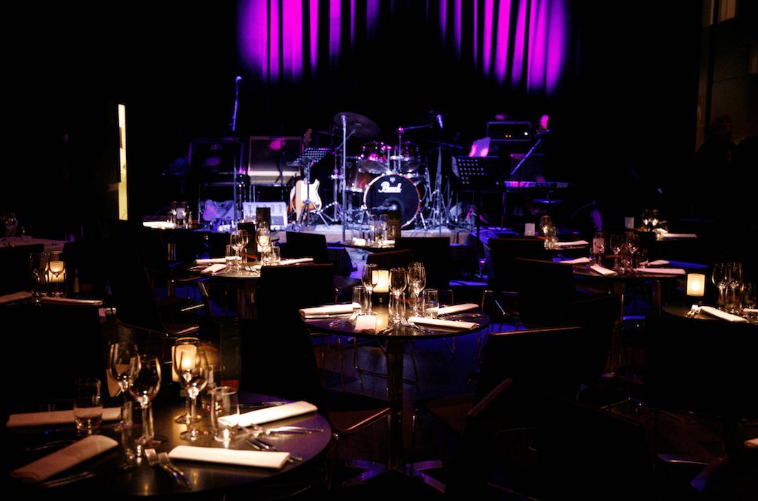 Club Dauphine – Friday Night Live – 1 Nov