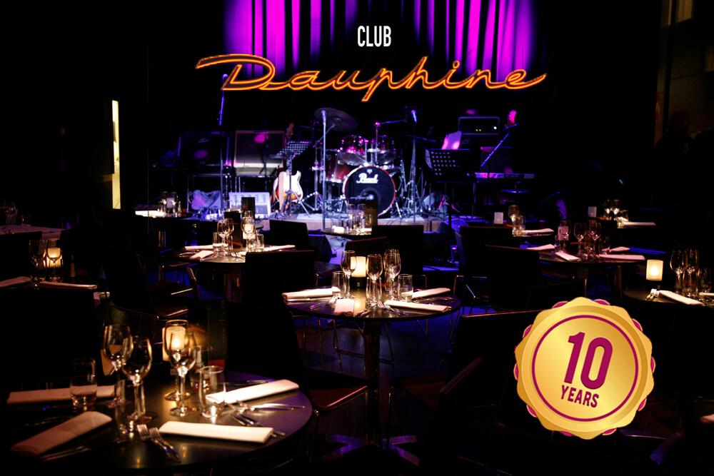 Club Dauphine 10 Years – 15 Dec